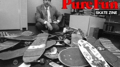 Pure Fun Was the Epitome of 90s Skateboarding Zines