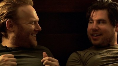 Brian et John