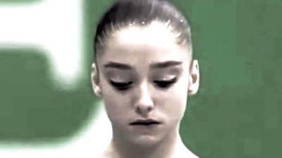 Choros de niñas bonitas - ¡Estoy enamorada de Aliya Mustafina!