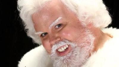Ho Ho Ho! I'm Santa All Year Round!