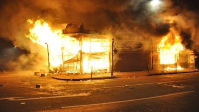 Remembering the UK Riots