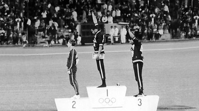 We Interviewed Tommie Smith About the 1968 'Black Power' Salute