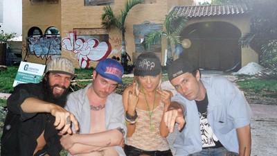 Amphetamine Logic: Graffiti, Crackheads, More Cocaine, Miami (Bitch)