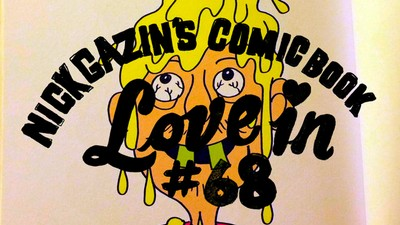 Nick Gazin's Comic Book Love-in #68