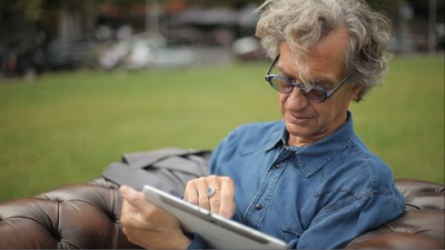 Wim Wenders über das kreative Berlin