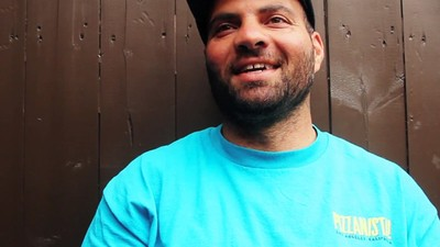 Salman Agah Makes Pizza in LA and it Doesn't Suck