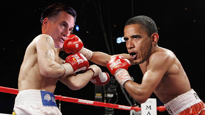 Question of the Day - Who Would Win in a Fist Fight, Obama or Romney?