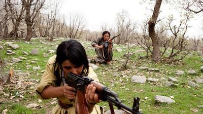 Mulheres Combatentes do Curdistão