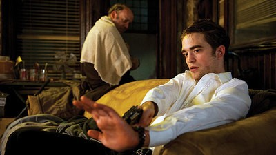 "KOMP- LAINT DEPT.  ""The Logical Extension of Business Is Murder"" David Cronenberg's 'Cosmopolis'"