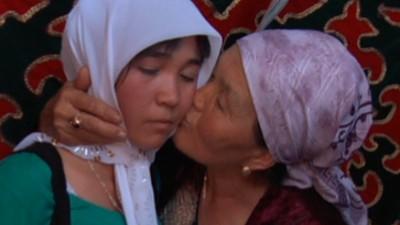 L'enlèvement des Kirghizes