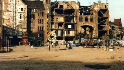 Berlin Story: Adieu, Tacheles