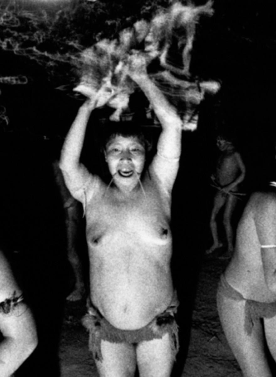 Los chamanes del Amazonas evitan que el cielo se derrumbe sobre tu cabeza