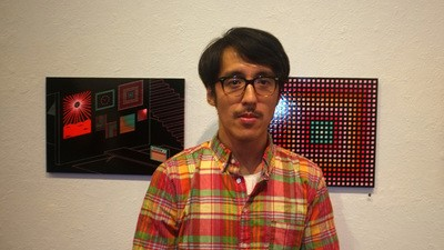 John Pham and Rob Sato's 'Haunts' Opening