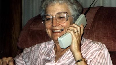 Grandma party hotline es la web más rara del internet