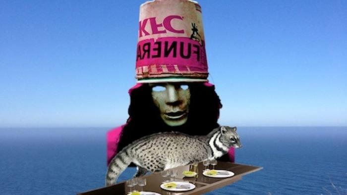 I Had Dinner with Buckethead