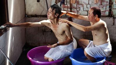 Fotografías de gays enamorados en Vietnam