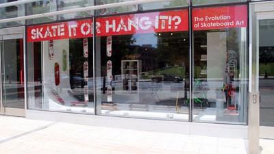 Skate It or Hang It?