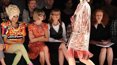 Girls and Fashion