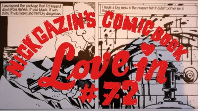 Nick Gazin's Comic Book Love-in #72