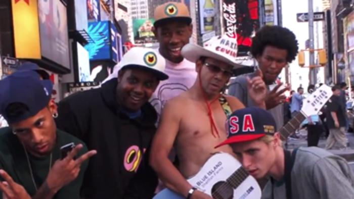 24 Hours with Odd Future in NYC