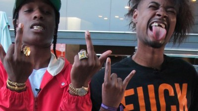 Pearls of Wisdom with A$AP Rocky and Danny Brown