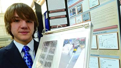 Este genio adolescente puede diagnosticar el cáncer