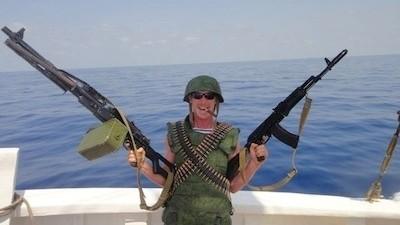 Shooter des pirates somaliens est le truc le plus drôle que j'aie jamais fait
