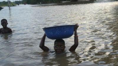 Llamada desde Lagos: Un país sumergido