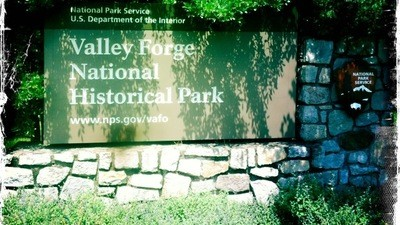 Blowjobs, Satanists, and Tiny American Flags in Valley Forge National Park