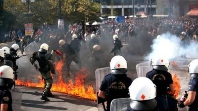 I greci non si arrendono