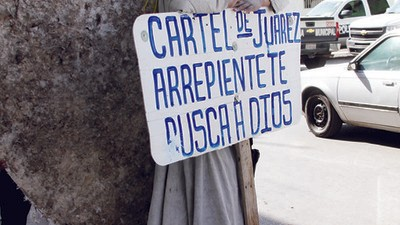 Dear Mexican Cartels: Don't Fuck with the Angels