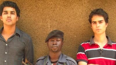Mis amigos abrieron una compañía de camiones en el Congo