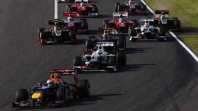 Fast Times at Suzuka Circuit