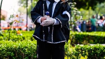 În Mexico City toţi puştii vor să fie Michael Jackson