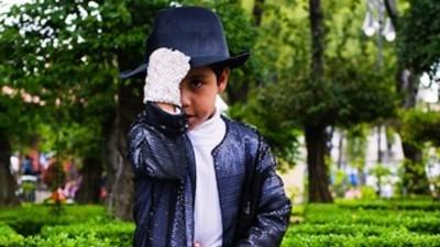 Les Michael Jackson miniatures du Mexique