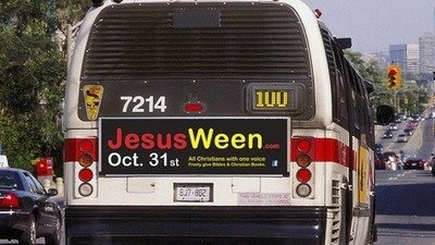 Happy JesusWeen, Everyone!