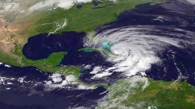 Humans Built a Frankenstorm Factory, and Now We've Got to Live in It