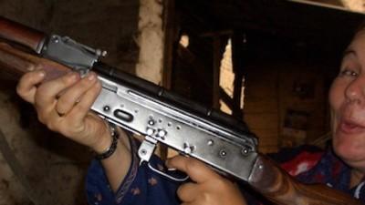 Les fabricants d'armes dans le nord du Pakistan sont de vrais gens sympas