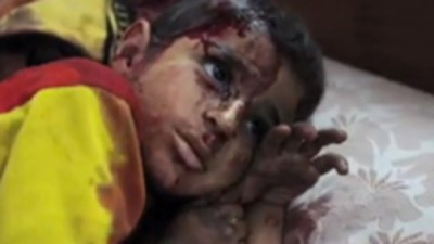 Síria: Hospital de al-Qusayr