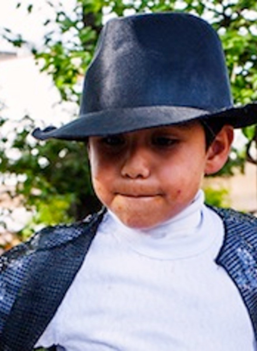 Mexico City's Miniature Michael Jacksons