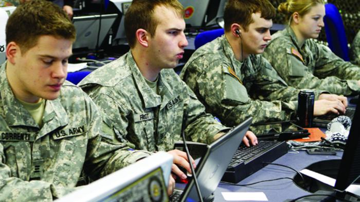 America's Online Infantry