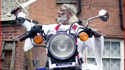 The Raving Outlaw Biker-Druids and Their 1575-Year-Old King