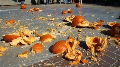Yelping Halloween