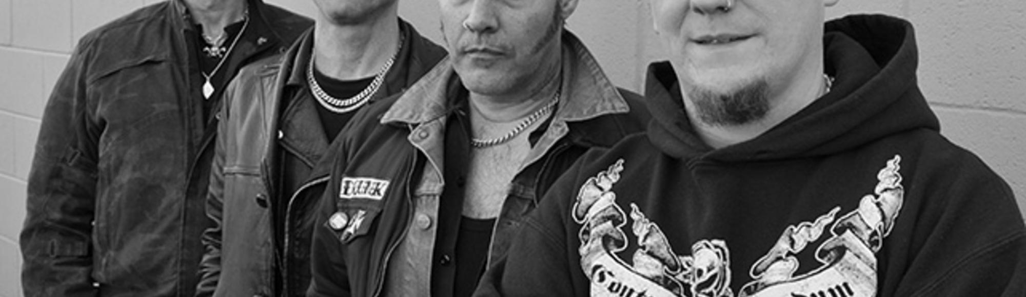 Anti-Nowhere League Bought Harleys Thanks to Metallica