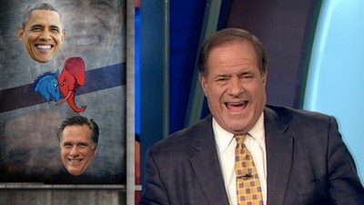Chris Berman Will Decide Our Nation's Fate
