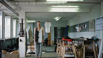 Patrick Mohr behind the Seams-Fotos