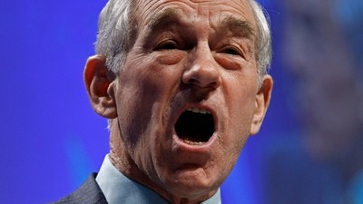 Ron Paul: Reactionary Racist Leprechaun