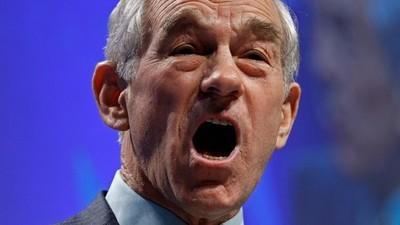 Ron Paul: Reactionary Racist Leprechaun