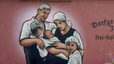 Die Geschichte hinter dem Happy-Holocaust-Grill