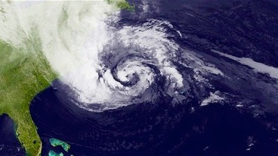 Has Hurricane Sandy Made You Worry About Global Warming?